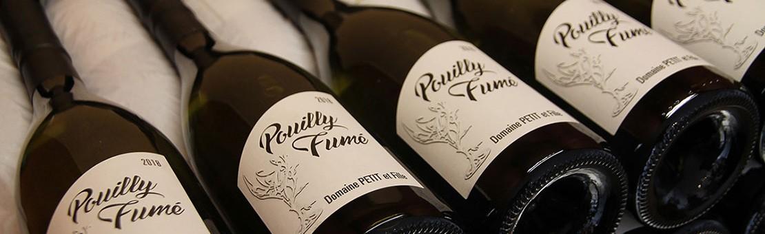 bouteilles Domaine Petit